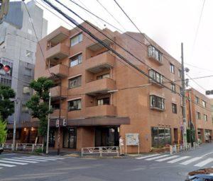 外観_渋谷区猿楽町